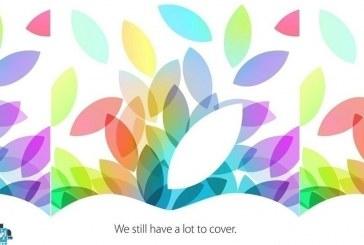 رسمياً: أبل تكشف عن الآيباد الجديد في 22 أكتوبر