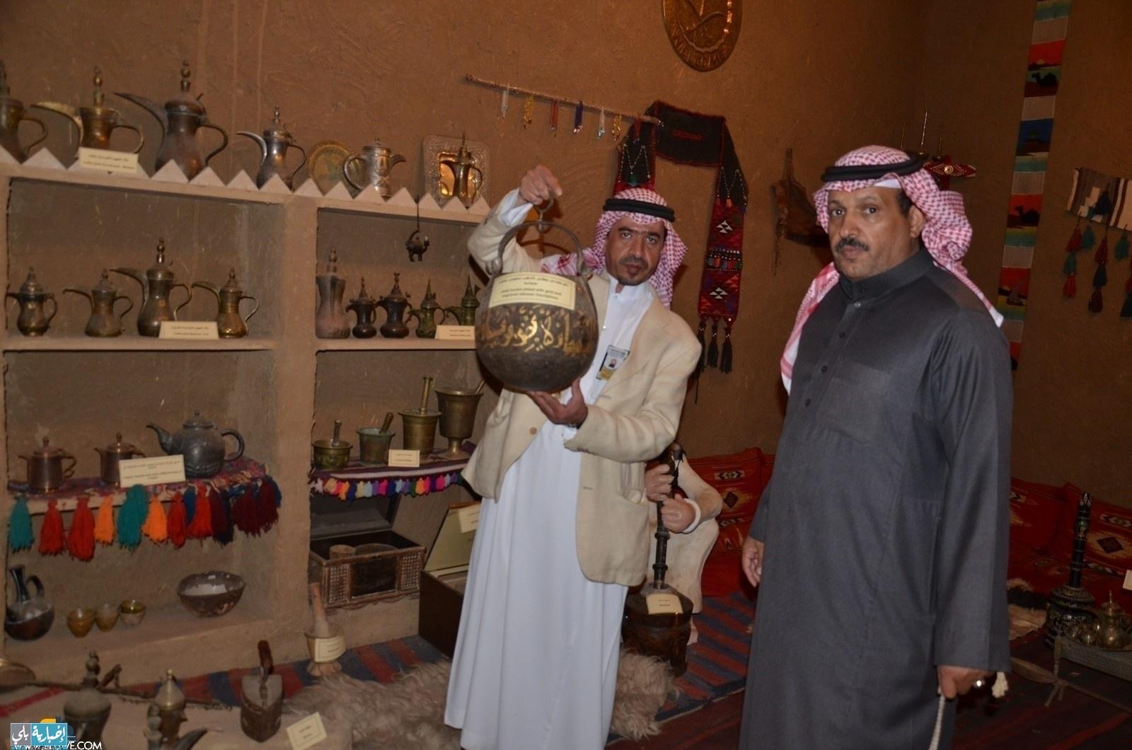 تقريرعن متحف بيت الطين (صور + فيديو )