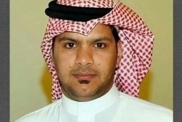 مدير قناة الأصايل بتبوك يكرم البطل مرزوق البلوي
