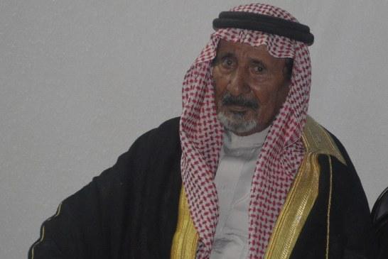 حفل الشيخ عبدربه بن علي بن مظهر  لمشائخ واعيان قبيلة بلي