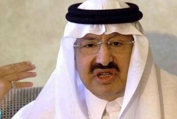 الديوان الملكي : وفاة سمو الأمير نواف بن عبدالعزيز رحمه الله