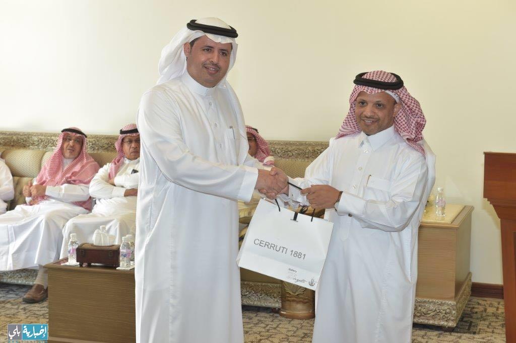 المهندس أحمد مطير البلوي … رحلة طموح ونجاح