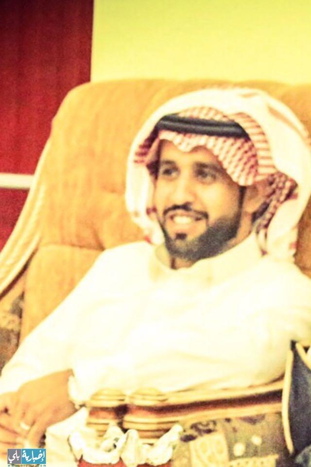 مولوده تضيء منزل محمد عايد البلوي