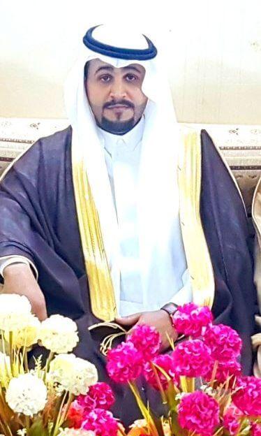 زواج الشاب / عبدالله بن علي الحمري