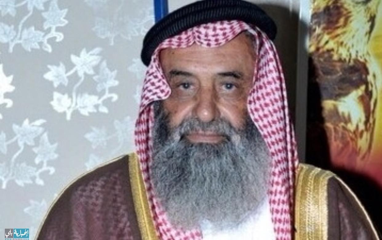 مبايعة الشيخ / فرحان محمد السرحاني البلوي لولي العهد الامير محمد بن سلمان