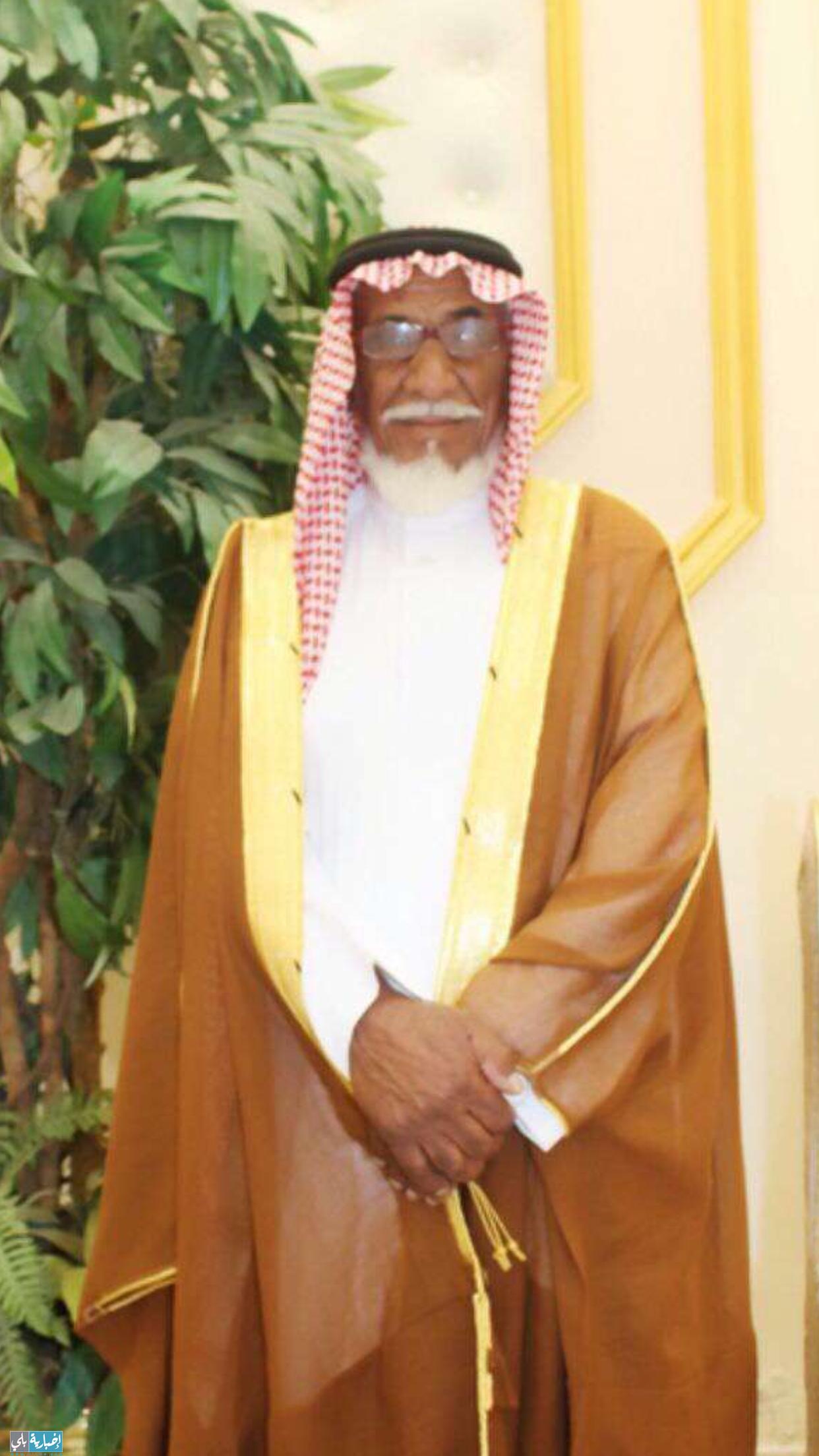 مبايعة الشيخ / سالم بن حمد البويني البلوي لولي العهد الامير محمد بن سلمان
