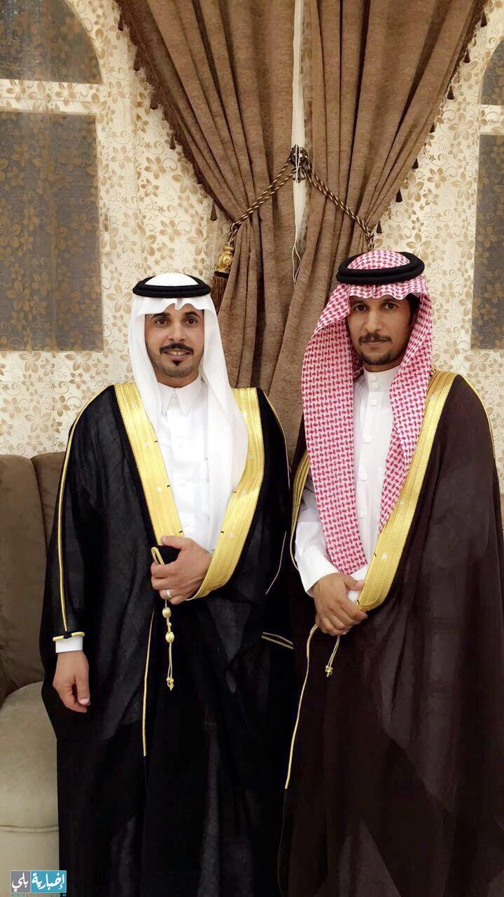 حفل زواج الشاب عبدالله فالح الهريم البلوي
