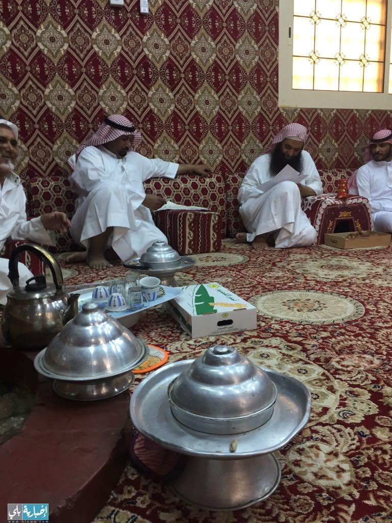 الف مبروك لـ فرحان محمد المسيعري  عقد القران