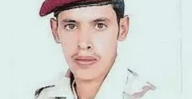 الشهيد أحمد بن فهد صالح الهرفي البلوي