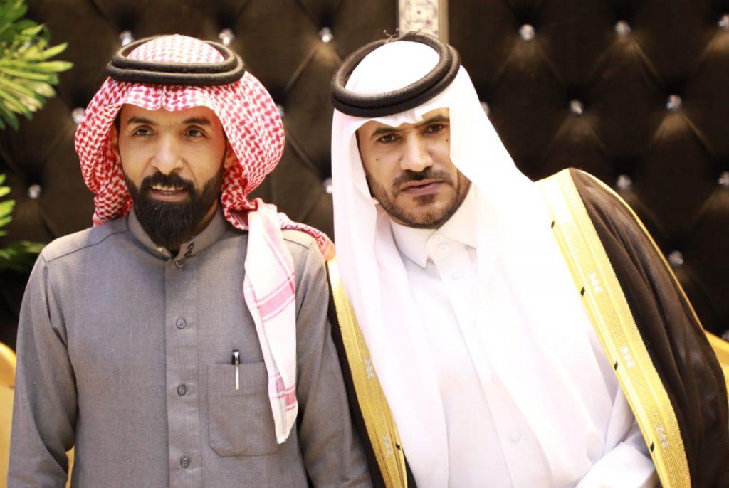 تغطية زواج / رجل الأعمال عبدالله خليل منقره البلوي 59b86a69 2254 425a a08c 69172fd74cc0 1024x686