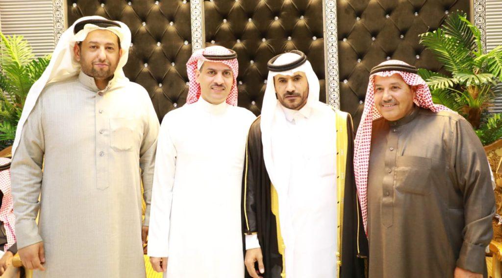 تغطية زواج / رجل الأعمال عبدالله خليل منقره البلوي 9146bf40 f9ca 4614 8d91 9f3afe4bac92 1024x568