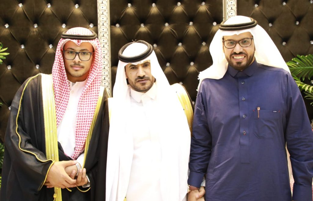 تغطية زواج / رجل الأعمال عبدالله خليل منقره البلوي b3defcf2 7088 4b85 b1a5 25746b62a24a 1024x658