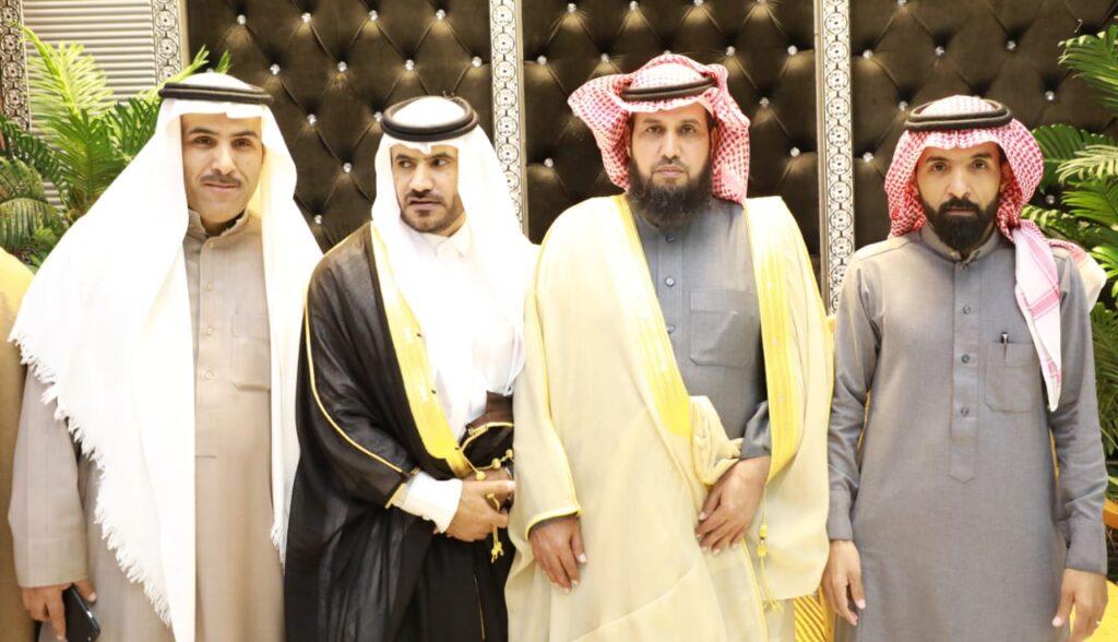 تغطية زواج / رجل الأعمال عبدالله خليل منقره البلوي b742738d 6365 4348 b05f fbc1739538d2 1024x588