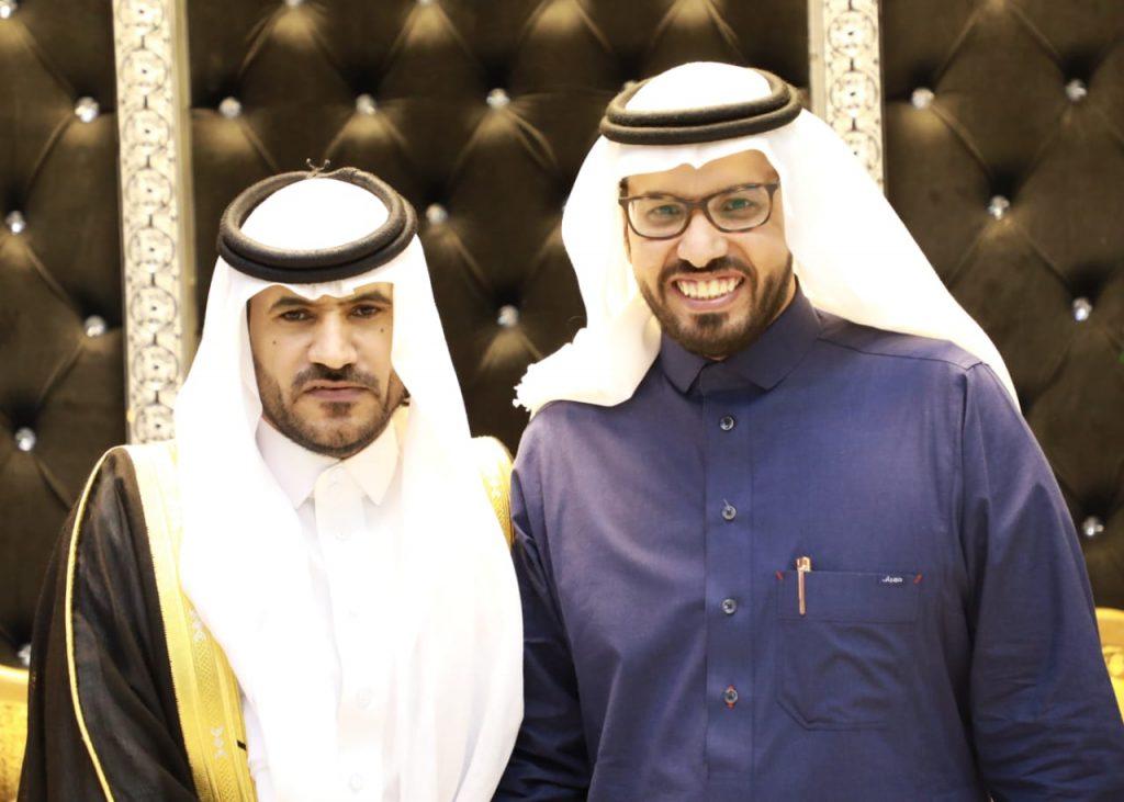 تغطية زواج / رجل الأعمال عبدالله خليل منقره البلوي bc5bde17 90ed 493f 8659 2c24fd8915b4 1024x731