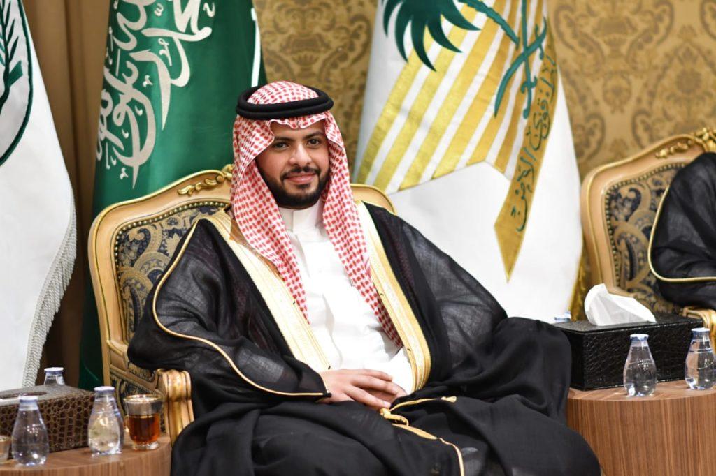 زفاف الشاب فهد بن عبدالكريم بن عواد العرادى البلوى IMG 20190607 WA0007 1024x682
