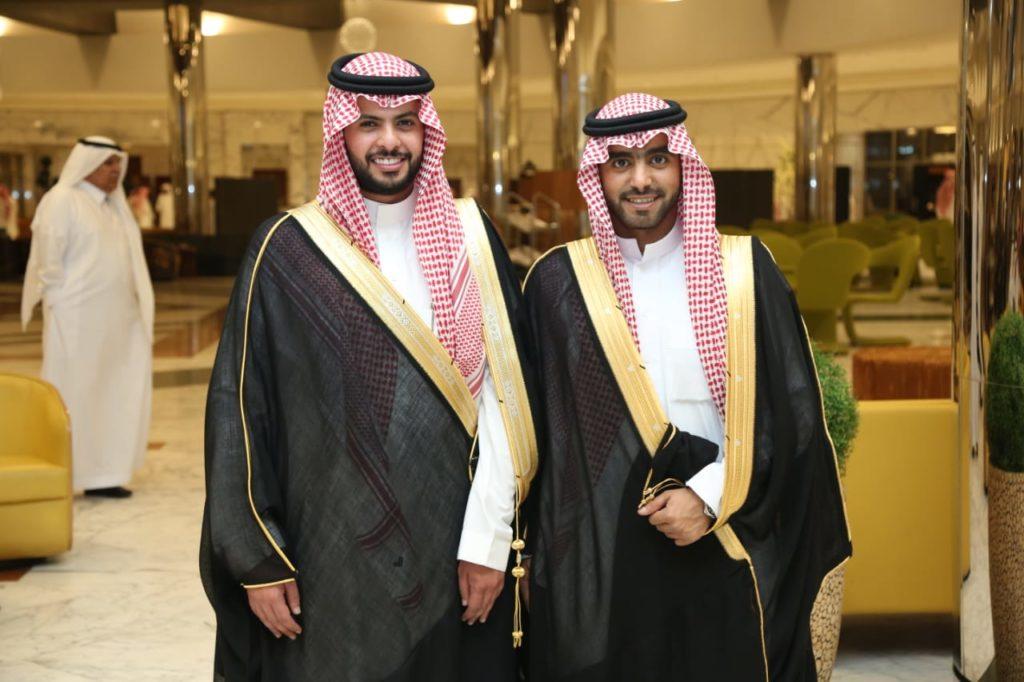 زفاف الشاب فهد بن عبدالكريم بن عواد العرادى البلوى IMG 20190607 WA0016 1024x682