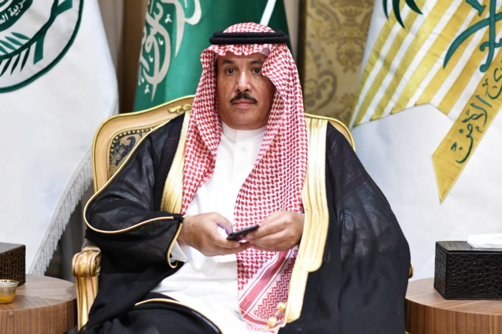 زفاف الشاب فهد بن عبدالكريم بن عواد العرادى البلوى IMG 20190607 WA0017 1024x682