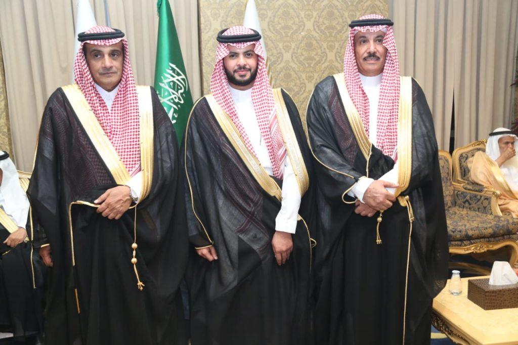 زفاف الشاب فهد بن عبدالكريم بن عواد العرادى البلوى IMG 20190607 WA0020 1024x682
