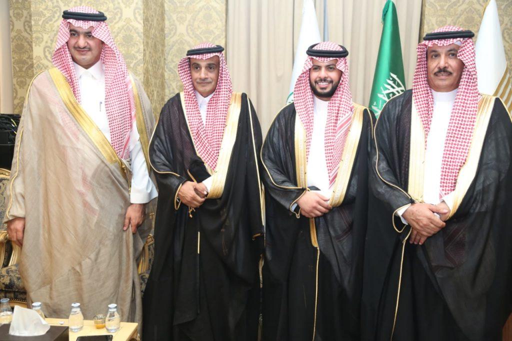 زفاف الشاب فهد بن عبدالكريم بن عواد العرادى البلوى IMG 20190607 WA0021 1024x682