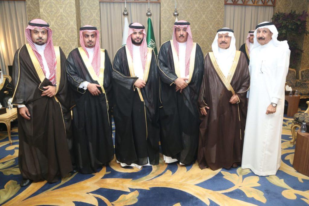 زفاف الشاب فهد بن عبدالكريم بن عواد العرادى البلوى IMG 20190607 WA0022 1024x682