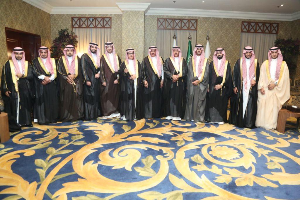 زفاف الشاب فهد بن عبدالكريم بن عواد العرادى البلوى IMG 20190607 WA0023 1024x682