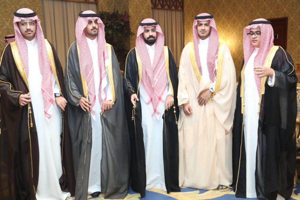 زفاف الشاب فهد بن عبدالكريم بن عواد العرادى البلوى IMG 20190607 WA0024 1024x682
