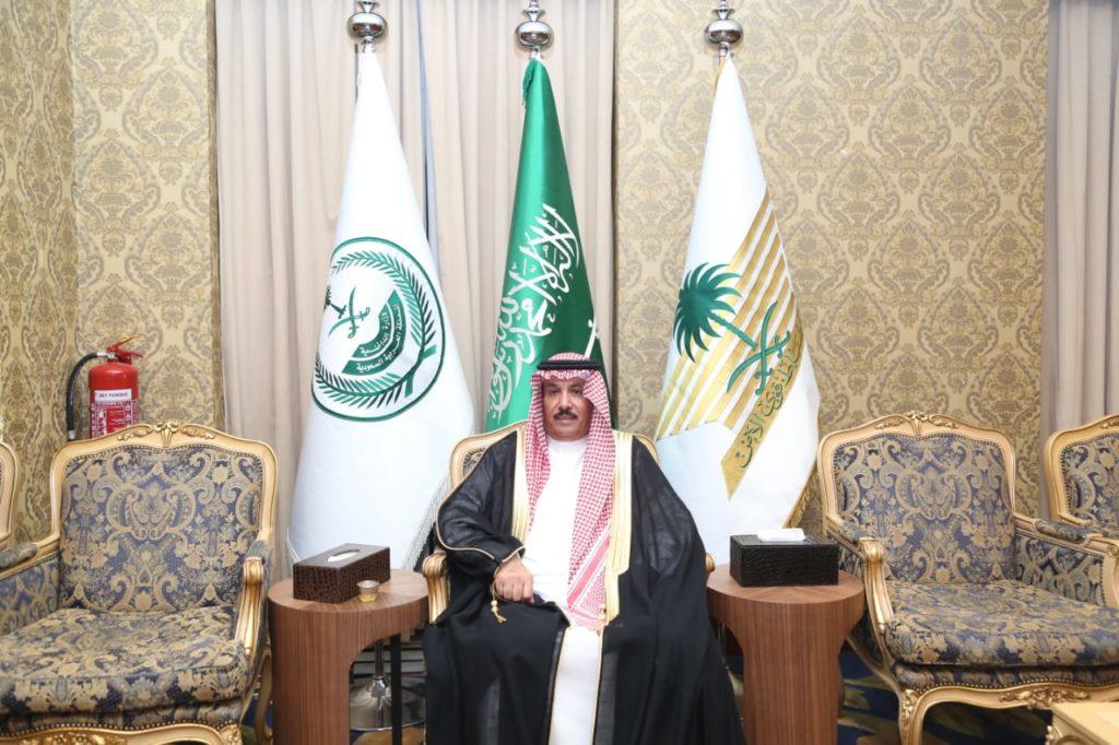 زفاف الشاب فهد بن عبدالكريم بن عواد العرادى البلوى IMG 20190607 WA0025 1024x682