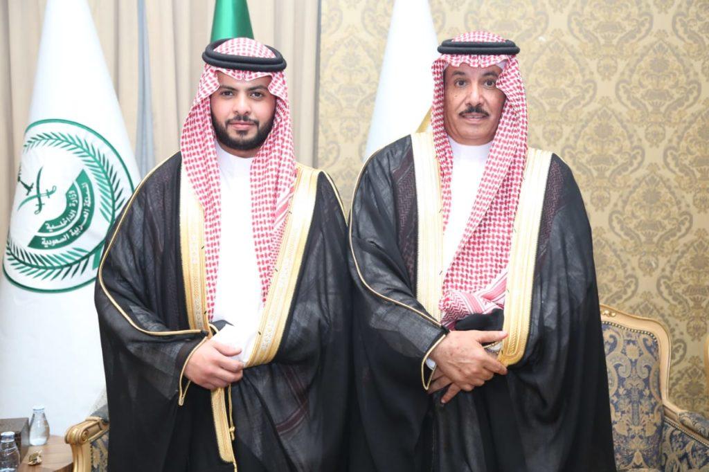 زفاف الشاب فهد بن عبدالكريم بن عواد العرادى البلوى IMG 20190607 WA0026 1024x682