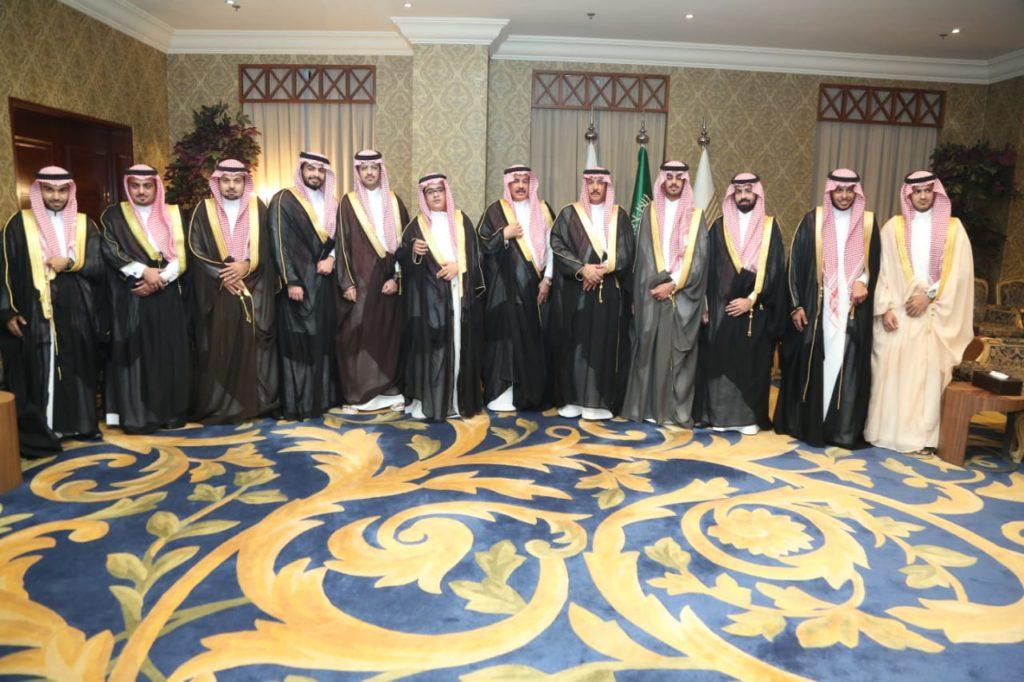 زفاف الشاب فهد بن عبدالكريم بن عواد العرادى البلوى IMG 20190607 WA0027 1024x682