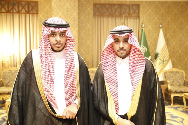 زفاف الشاب فهد بن عبدالكريم بن عواد العرادى البلوى LMS8950