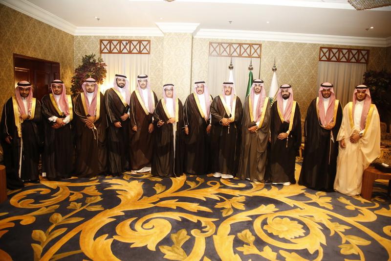 زفاف الشاب فهد بن عبدالكريم بن عواد العرادى البلوى LMS8973