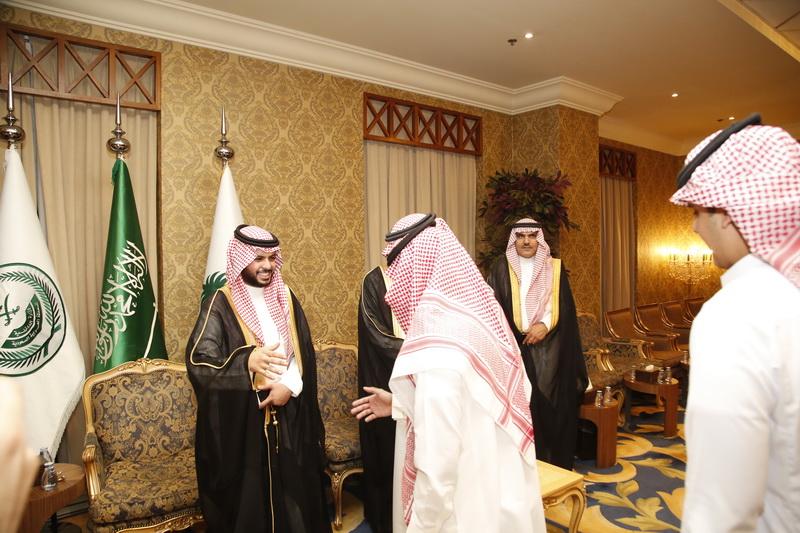 زفاف الشاب فهد بن عبدالكريم بن عواد العرادى البلوى LMS8989