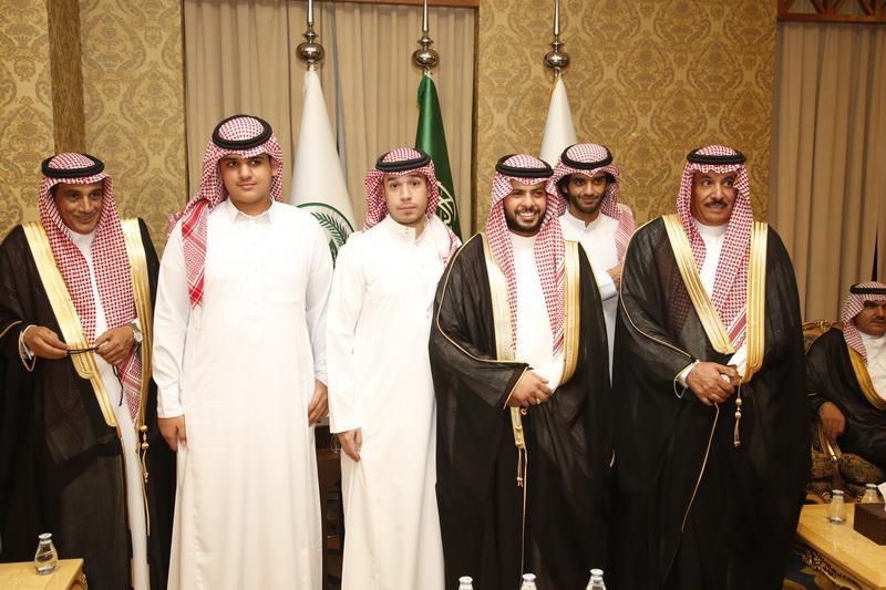 زفاف الشاب فهد بن عبدالكريم بن عواد العرادى البلوى LMS9003