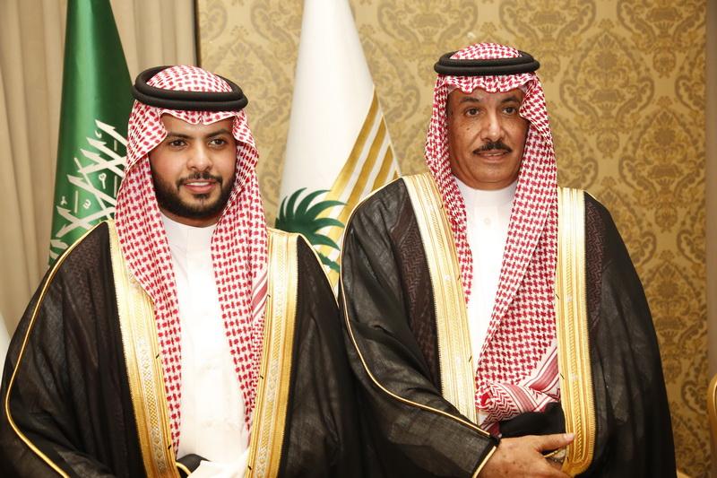 زفاف الشاب فهد بن عبدالكريم بن عواد العرادى البلوى LMS9007
