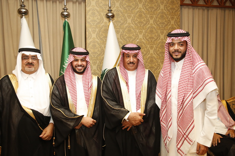 زفاف الشاب فهد بن عبدالكريم بن عواد العرادى البلوى LMS9033