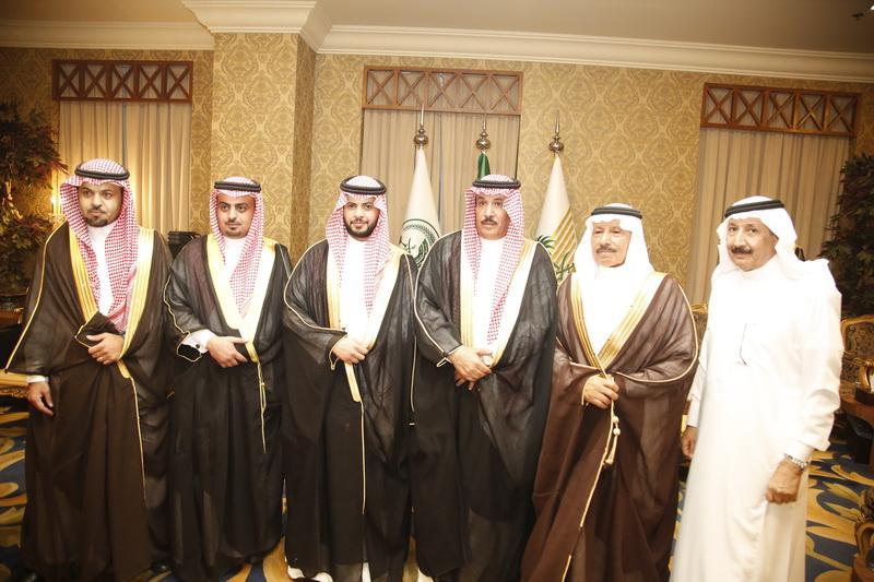 زفاف الشاب فهد بن عبدالكريم بن عواد العرادى البلوى LMS9053