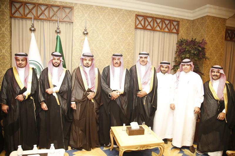 زفاف الشاب فهد بن عبدالكريم بن عواد العرادى البلوى LMS9066
