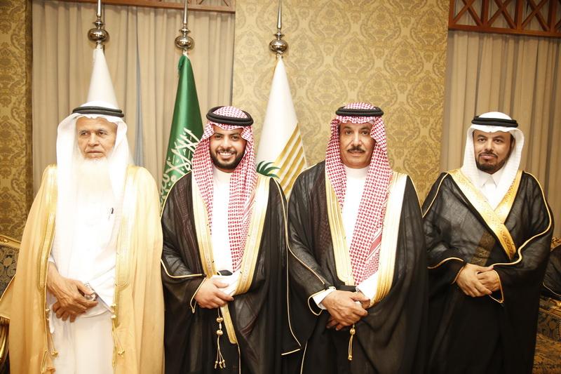زفاف الشاب فهد بن عبدالكريم بن عواد العرادى البلوى LMS9074