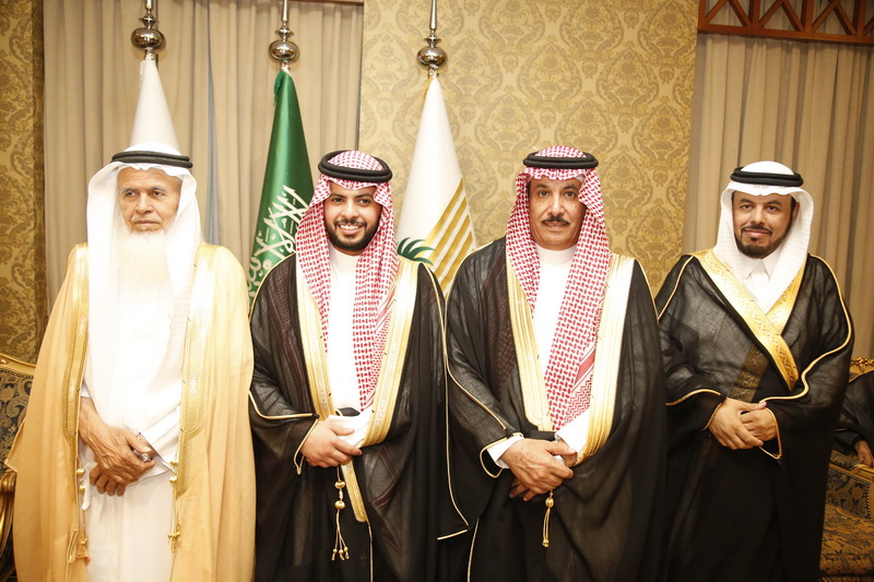 زفاف الشاب فهد بن عبدالكريم بن عواد العرادى البلوى LMS9078