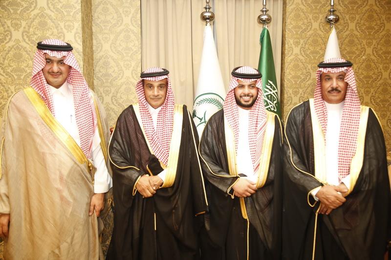 زفاف الشاب فهد بن عبدالكريم بن عواد العرادى البلوى LMS9086