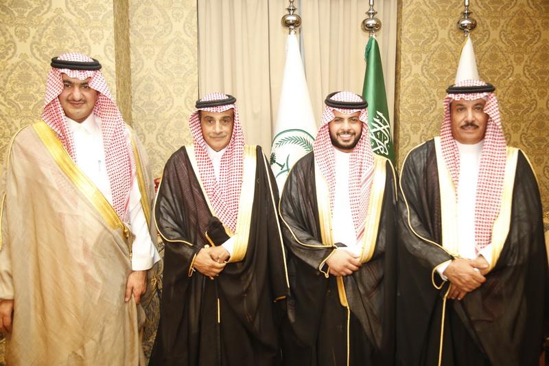 زفاف الشاب فهد بن عبدالكريم بن عواد العرادى البلوى LMS9087