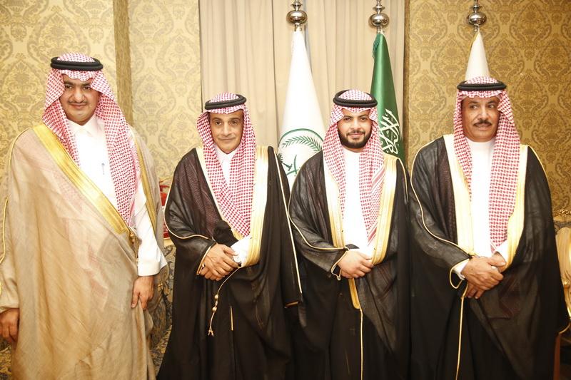 زفاف الشاب فهد بن عبدالكريم بن عواد العرادى البلوى LMS9091