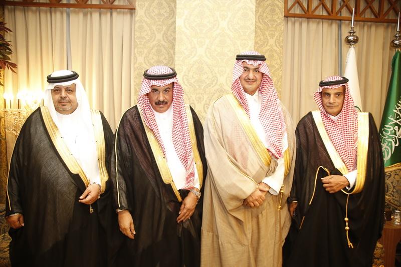 زفاف الشاب فهد بن عبدالكريم بن عواد العرادى البلوى LMS9099