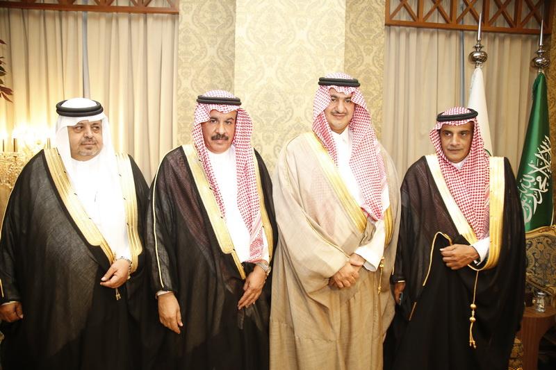 زفاف الشاب فهد بن عبدالكريم بن عواد العرادى البلوى LMS9103