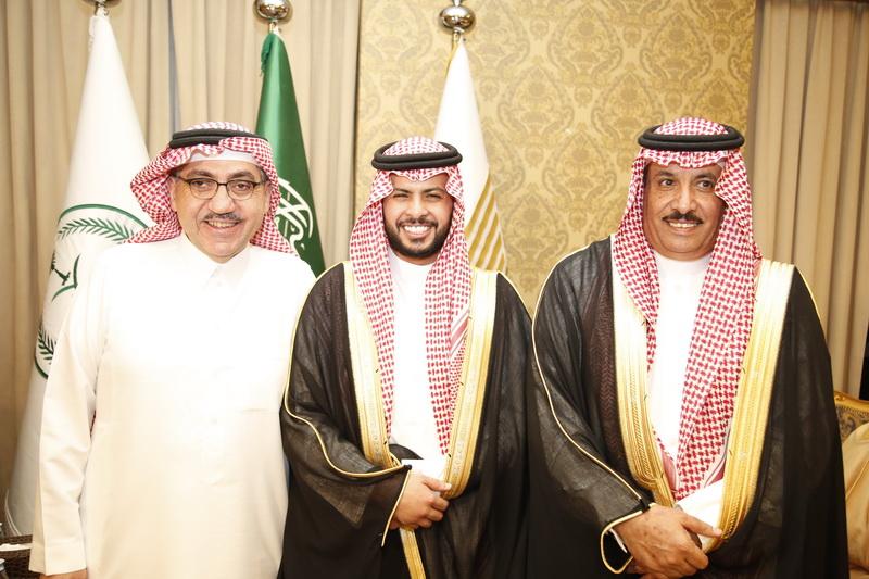 زفاف الشاب فهد بن عبدالكريم بن عواد العرادى البلوى LMS9114