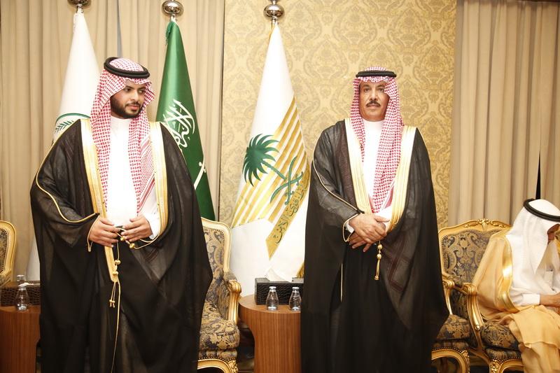 زفاف الشاب فهد بن عبدالكريم بن عواد العرادى البلوى LMS9125