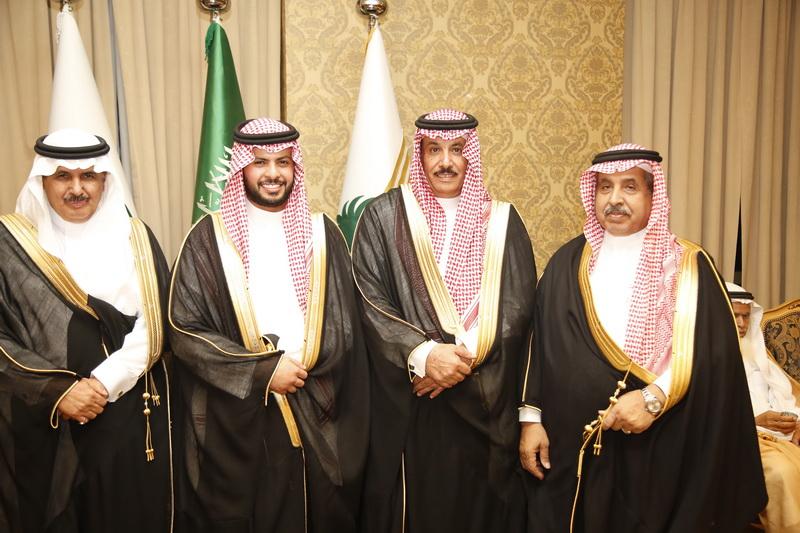 زفاف الشاب فهد بن عبدالكريم بن عواد العرادى البلوى LMS9144