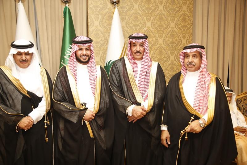 زفاف الشاب فهد بن عبدالكريم بن عواد العرادى البلوى LMS9145