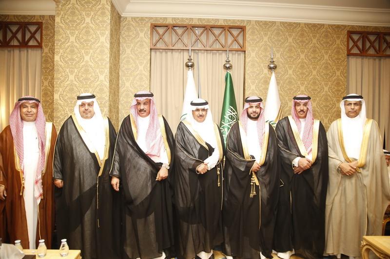 زفاف الشاب فهد بن عبدالكريم بن عواد العرادى البلوى LMS9152
