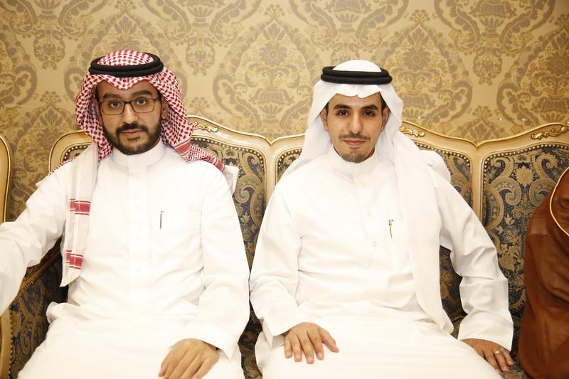 زفاف الشاب فهد بن عبدالكريم بن عواد العرادى البلوى LMS9165